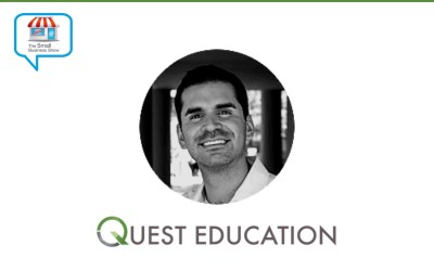 Daniel Blue Founder of Quest Education – Small Business Show Episode 272