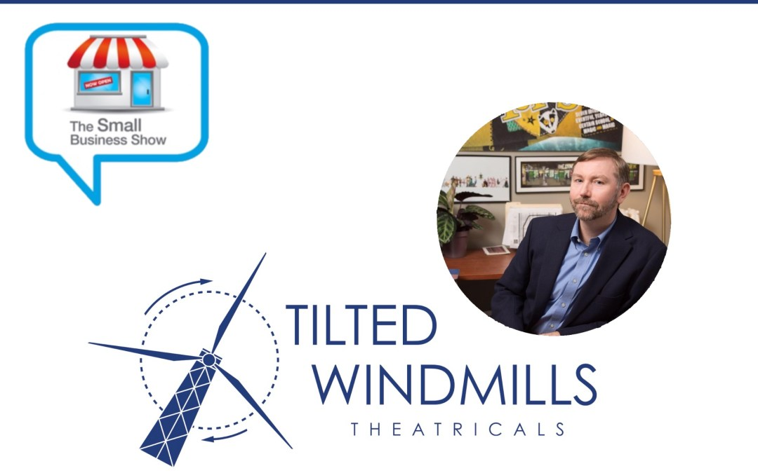 David Carpenter – Tilted Windmills and Gamiotics Founder – Small Business Show 271