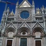 Masterpiece in marble: the Siena Cathedral. Photo: Heiner Wörmann