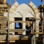 Si costruisce con lo stile del XIII secolo.