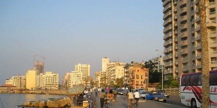 Beirut scene. Photo: Heretiq / Wikimedia Commons