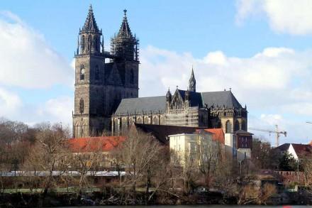 Der Dom zu Magdeburg. Foto: Wikipedia Commons