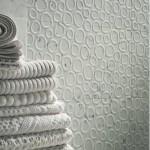 """Dew"", Marmor Bianco Carrara."