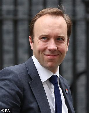 Health Secretary Matt Hancock wants all surgeries to offer digital appointments using a smartphone or computer webcam by 2024
