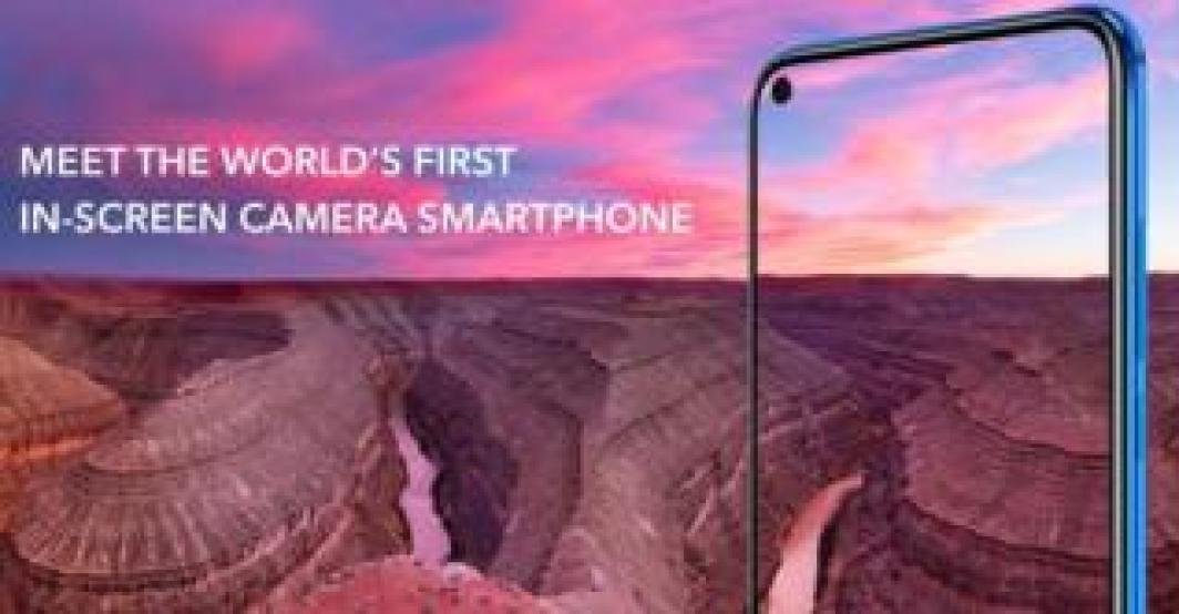 Huawei Honor View 20 handset