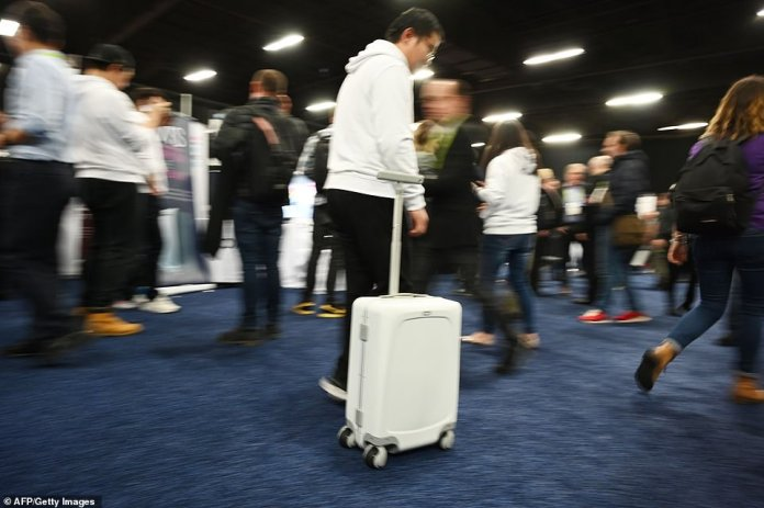 Weird and wonderful gadgets unveiled at this year's CES tech
