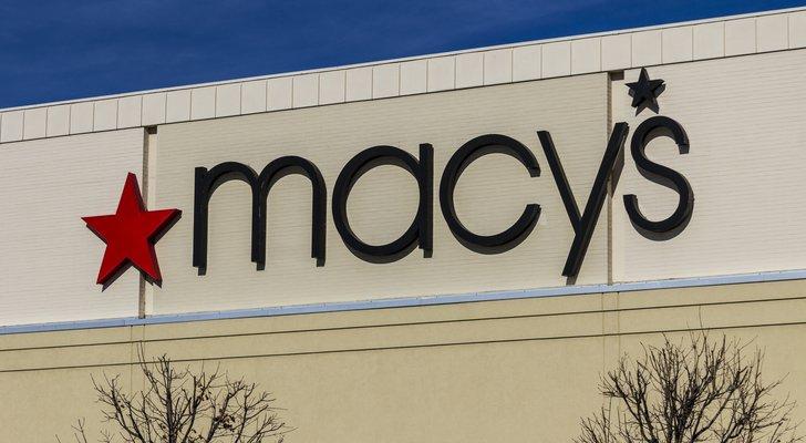 Top Stocks of 2018 No. 5:Macy's (M)