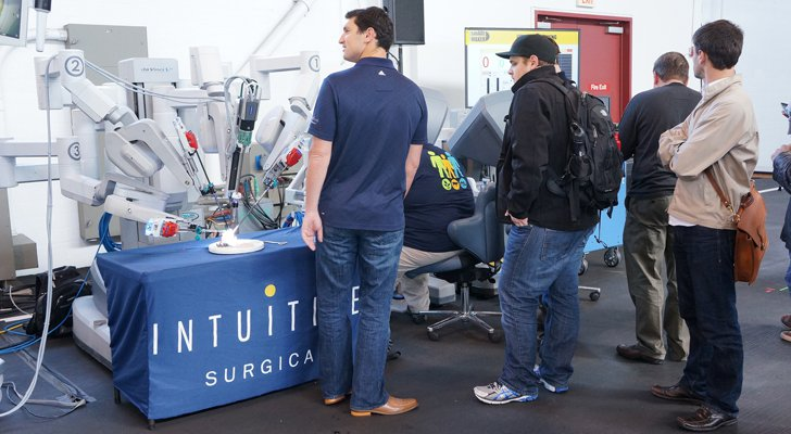 Intuitive Surgical, Inc. (NASDAQ:ISRG)