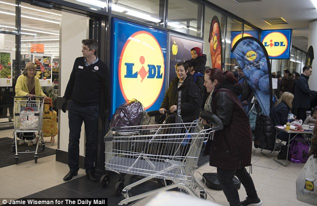 Aldi and Lidl have acted as major disruptors, said CMC Markets analyst David Madden