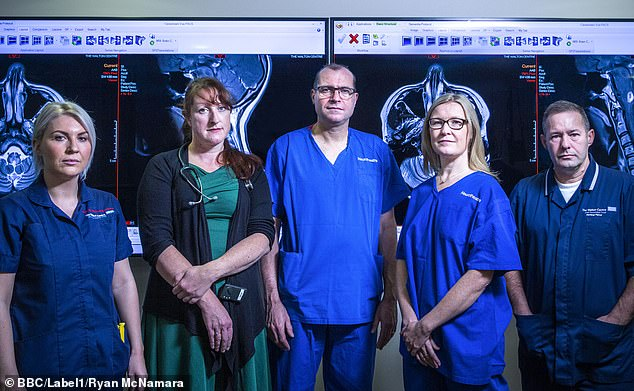 Tomorrow's episode of Hospital will follow the team of neurosurgeons and staff and patients at The Walton Centre, a specialist brain and spine unit in Liverpool