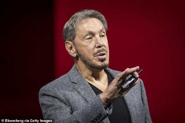 Oracle spent $1.6million on Larry Ellison