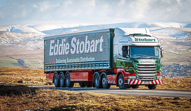 Eddie Stobart, famed for its familiar lorries on the motorways of Britain, was divided into two separate companies only four years ago: Stobart Group, which runs Southend Airport along with some biomass plants, and Eddie Stobart Logistics, the trucks side