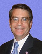 Steven Mackie, president and CEO of SSI