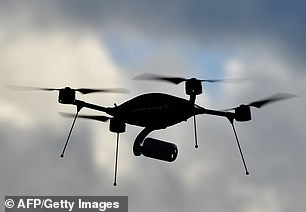 PwC used a drone to take over 300 images of a coal reserve at one of the UK¿s last remaining coal-fired power stations