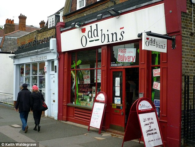 Wine chain Oddbins collapsed at the beginning of February.