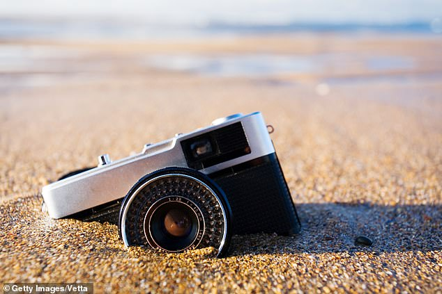 That sinking feeling: The average cost of the gadgets we take on holiday is £500, a website warns