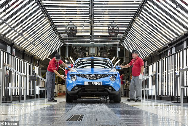 Sunderland is home to the biggest car factory in the UK. Nissan employs 7,000 workers at the site