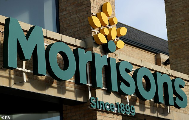 Mccoll's signed a deal with supermarket Morrisons to supply 1,300 of its stores.