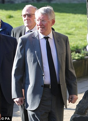 Former Manchester United boss Sir Alex Ferguson was also advised to invest