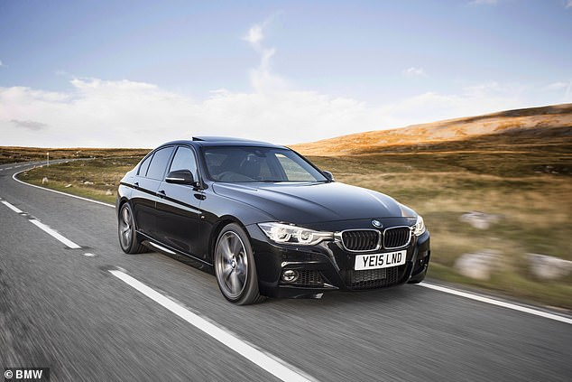According to the data, 102 in every 10,000 BMW 330D models was involved in an accident in 2016