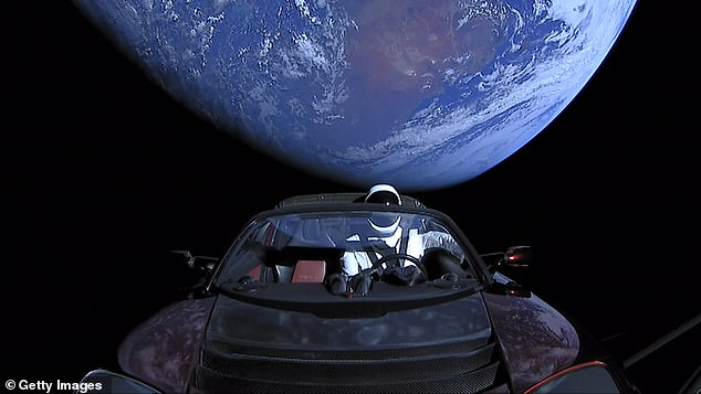 Falcon Heavy launched for the first time last year, on February 6 following roughly five years of setbacks. It carried a red Tesla Roadster with a dummy in the driver's seat