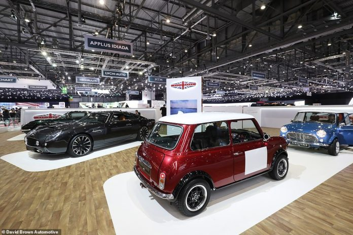 The small UK car companies bucking the Brexit backlash