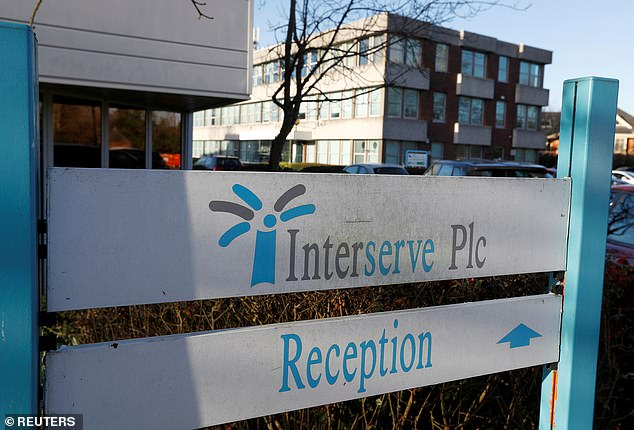 Interserve is the author of its own demise, says Alex Brummer