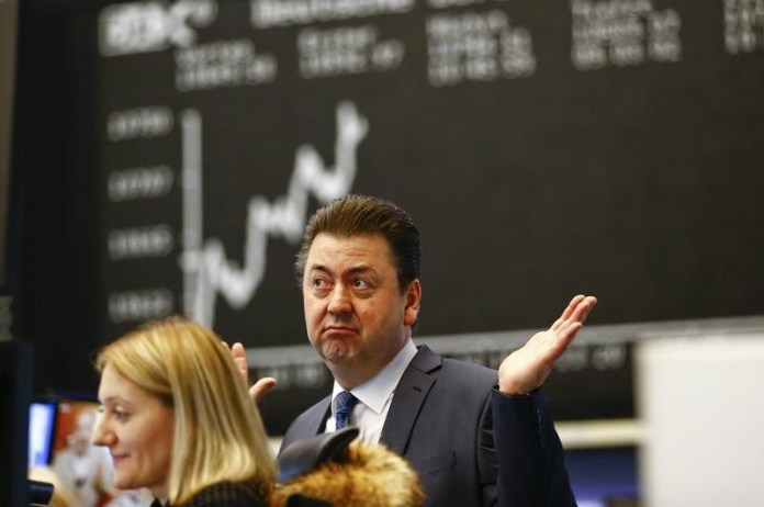 © Reuters.  Germany shares higher at close of trade; DAX up 0.85%