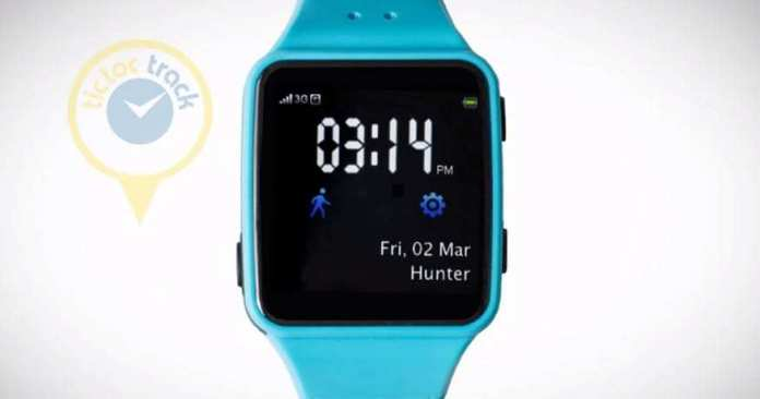 TicTocTrack GPS Tracking Smartwatch - YouTube