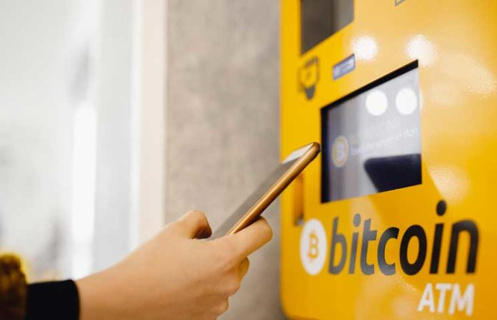 Total Cryptocurrency ATM Count Crosses 4,700, Only 5 Don't Sell Bitcoin (BTC)
