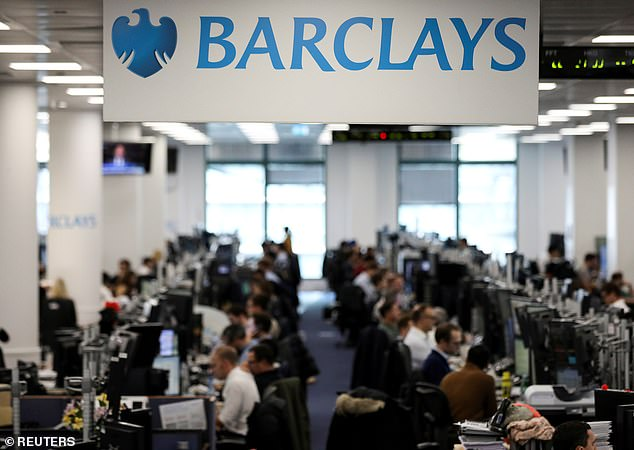 Fined:Barclays and Royal Bank of Scotland are among five banks to have been slapped with a slice of a £930million fine for rigging foreign exchange markets