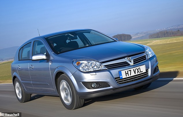 While the Astra ranks low, it is on the cusp of being too old to be in this list (it only includes vehicles up to 10 years of age)