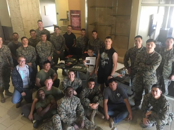 Stack Up supplies games to active duty military and veterans.