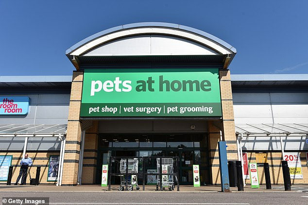 Pets at Home said its shops had returned to profit growth faster than expected, and sales were up 5.1 per cent