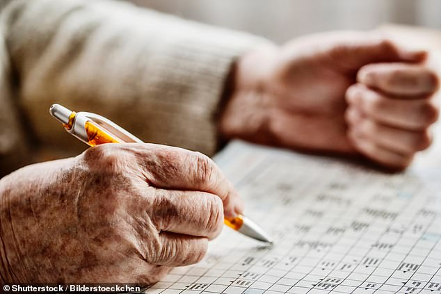 The more regularly adults aged 50 and over attempted puzzles such as crosswords and Sudoku, the better their brain function, the research found