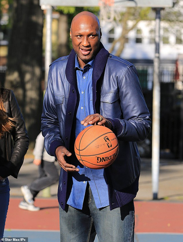 Lamar Odom almost died in 2015 after a drug overdose, heart attacks, stroke and kidney failure at the Love Ranch brothel in Nevada. He says ketamine helped him recover