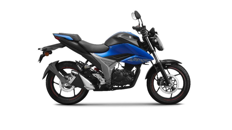 Suzuki Gixxer plain