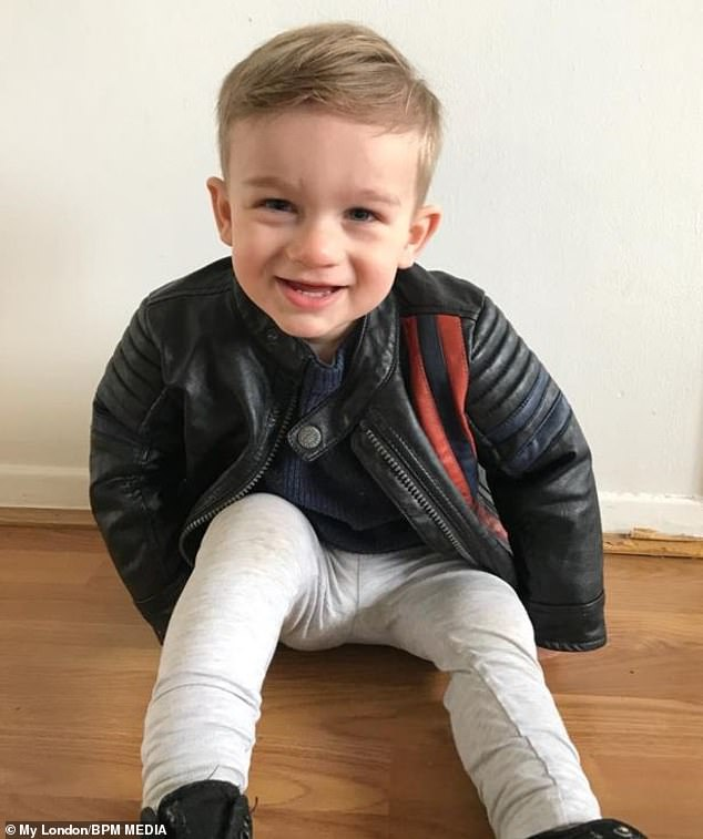 The now three-year-old developed global developmental delay as a result of his brain injury. This causes him to act impulsively and struggle to communicate. He also finds it difficult to sleep and suffers mood swings that make him go from calm to angry very quickly