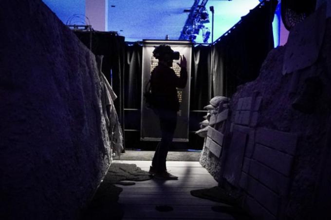 VR, War, Tribeca
