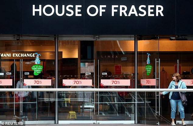 Analysts fear that House of Fraser must be 'losing money hand over fist' as Sports Direct struggles to turn it into the 'Harrods of the High Street'