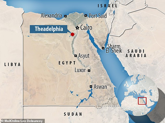 The papyrus was found to have come from the village of Theadelphia in central Egypt and it is part of the Heroninus archive, which is the largest archive of papyri from Roman times