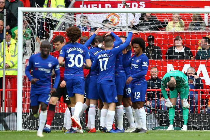 Manchester United vs Chelsea 2019