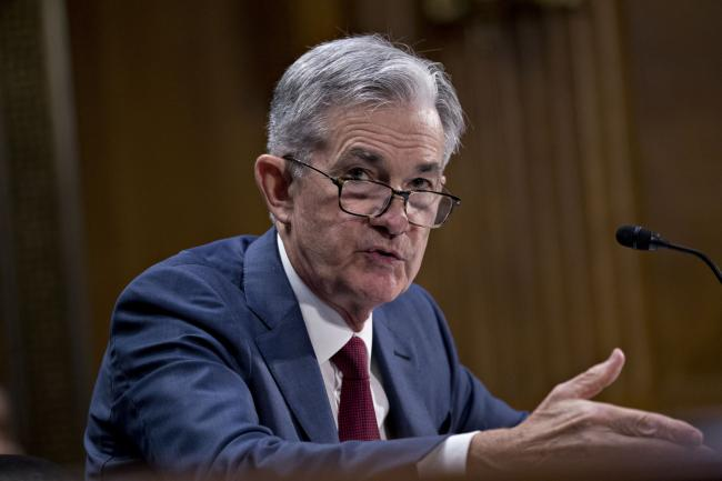 © Bloomberg. Jerome Powell Photographer: Andrew Harrer/Bloomberg