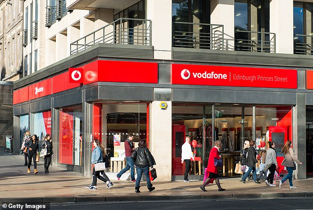 Vodafone has warned that the end of a long-running court battle with authorities in India could lead to the telecoms giant quitting the country