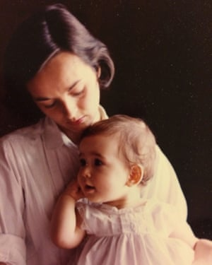 Carolyn Scott with her daughter Nyna Giles