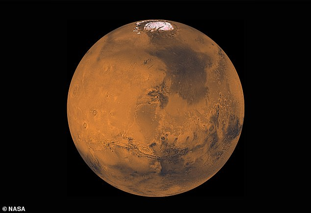 SpaceX has long had its eyes on Mars and has worked on developing a rocket capable of carting humans to the Red Planet for the first time.