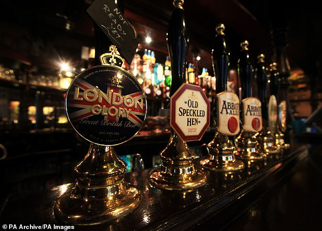 CAMRA says: 'We are always wary of one company controlling a large share of the market'