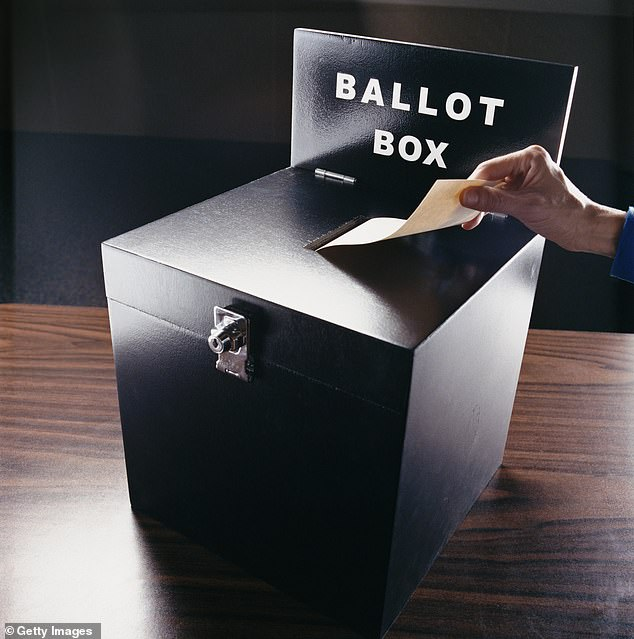Ballot boxes will appear as a weapon in 'Brexit Royale