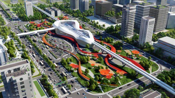Hyperloop project design