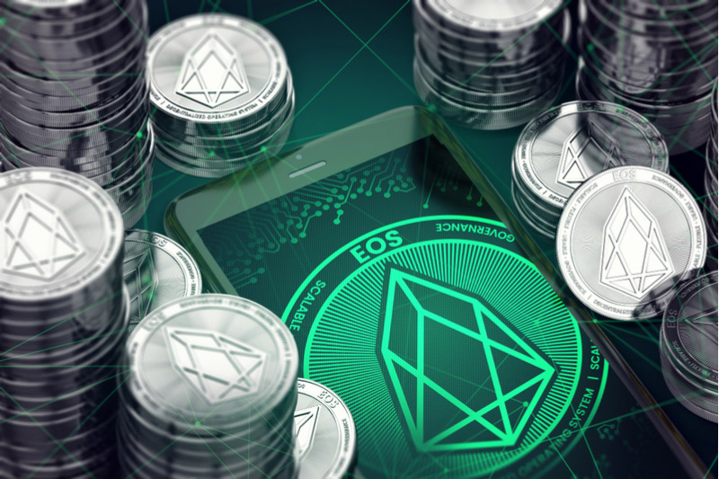 EOS Tumbles 20% In Rout
